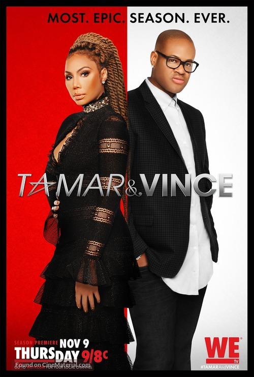 """Tamar & Vince"" - Movie Poster"
