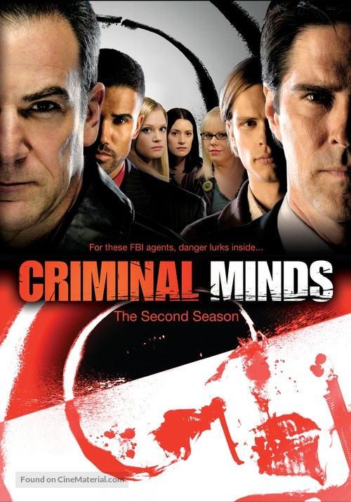 """Criminal Minds"" - Movie Cover"