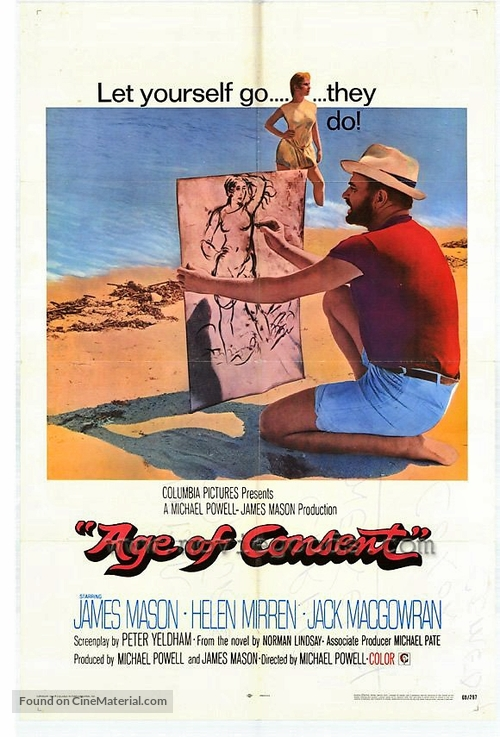 Age of Consent - Movie Poster