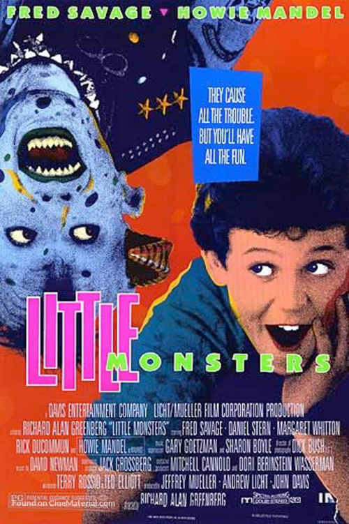 Little Monsters - Movie Poster