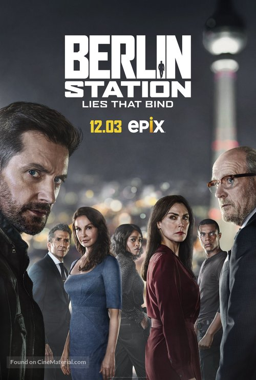 """Berlin Station"" - Movie Poster"