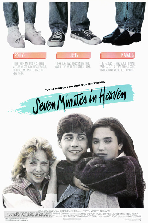 Seven Minutes in Heaven - Movie Poster