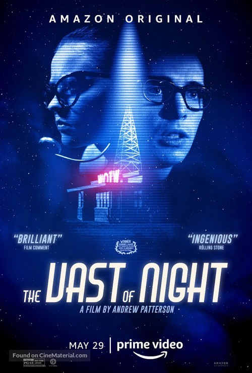 The Vast of Night - Movie Poster