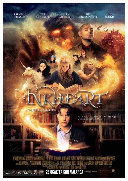 Inkheart - Turkish Movie Poster
