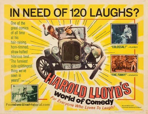 World of Comedy - Movie Poster