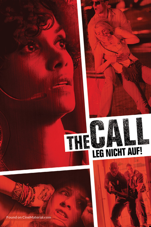 The Call - German Movie Poster