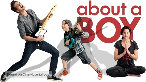 """About a Boy"" - Movie Cover"