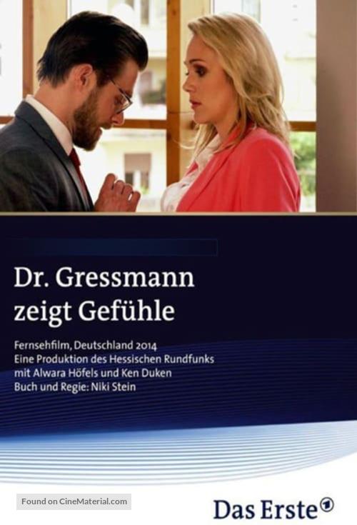 Dr. Gressmann zeigt Gefühle - German Movie Cover