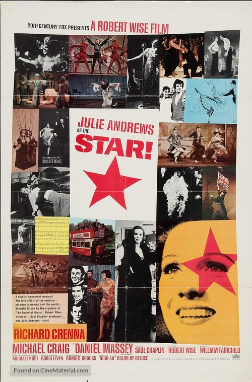 Star! - Movie Poster