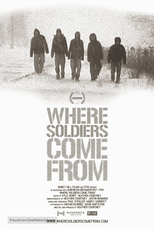 Where Soldiers Come From - Movie Poster