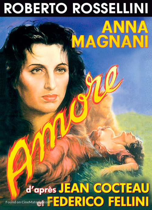 Amore, L' - French Movie Poster