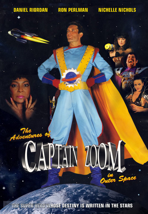 The Adventures of Captain Zoom in Outer Space - Movie Poster