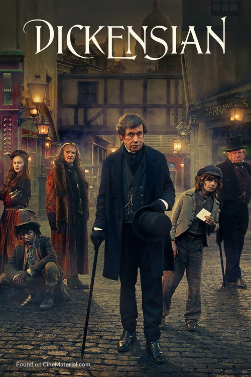 Dickensian - British Movie Poster