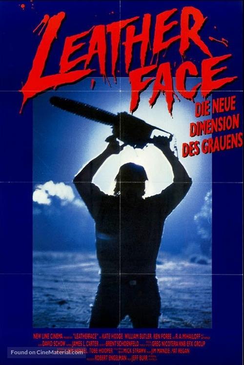 Leatherface Texas Chainsaw Massacre 3 Stream German