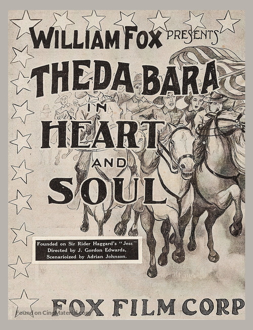 Heart and Soul - poster