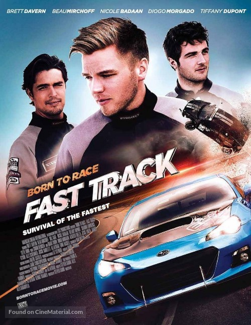 Born to Race: Fast Track - Movie Poster
