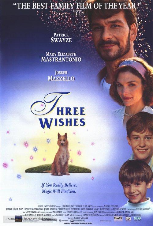 Three Wishes - Movie Poster