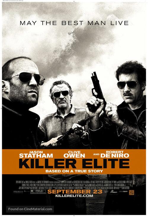 Killer Elite - Movie Poster