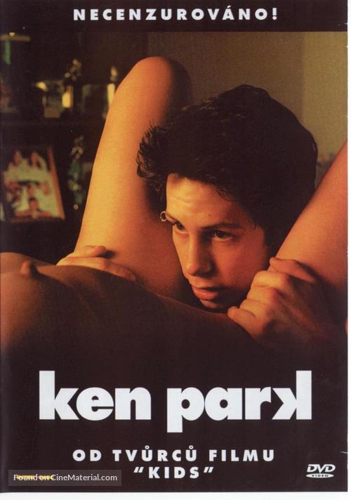 Ken Park - Czech poster