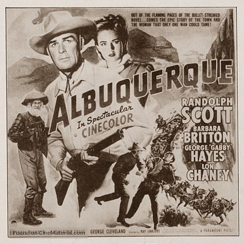 Albuquerque - Movie Poster