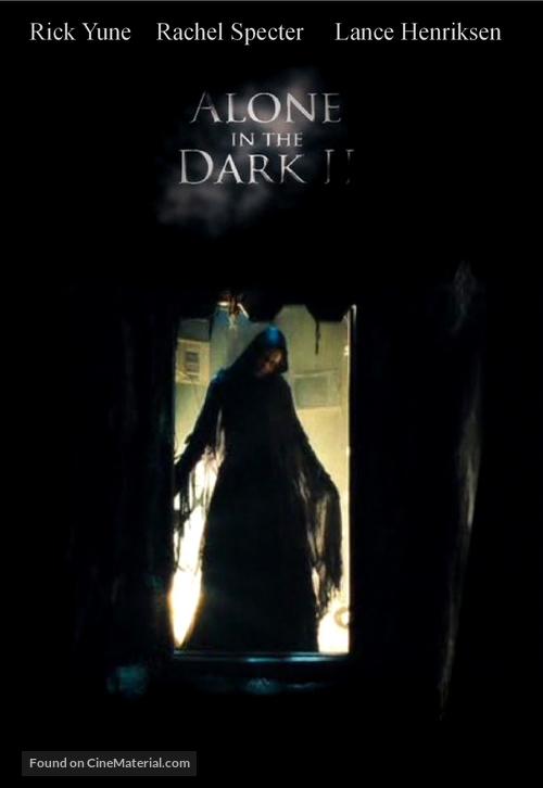 Alone In The Dark Ii 2008 Dvd Movie Cover