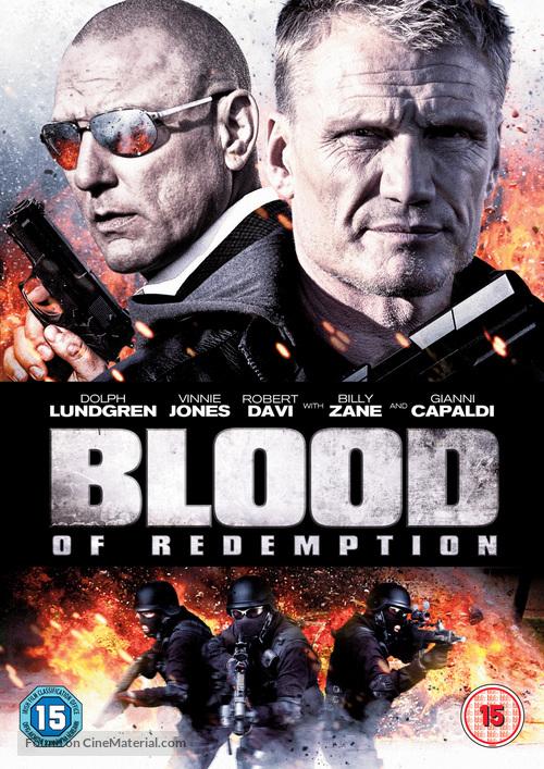 Blood of Redemption - British DVD movie cover