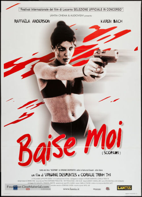Baise-moi - French Movie Poster