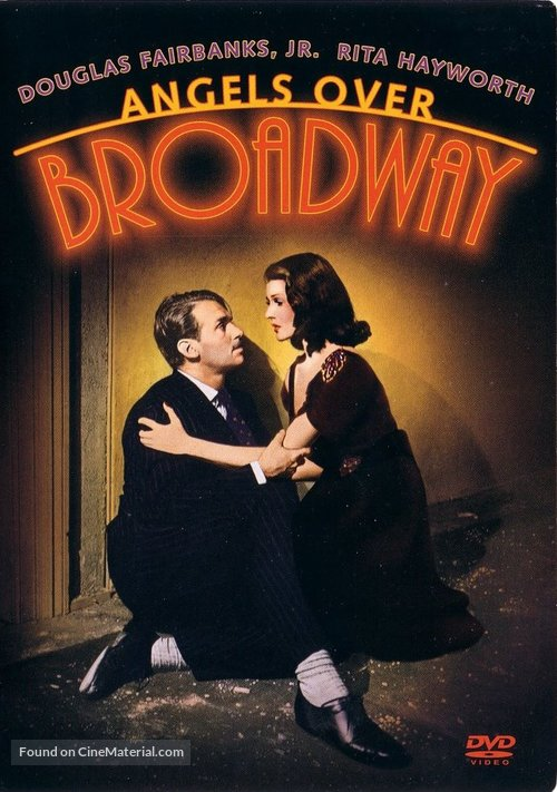Angels Over Broadway - DVD cover