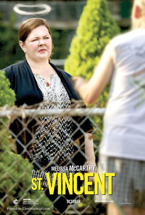 St. Vincent - Movie Poster