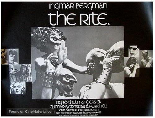Riten - Movie Poster