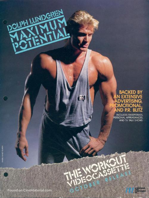 Maximum Potential - Movie Poster