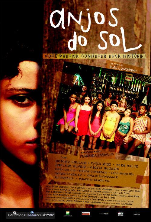 Anjos do Sol - Brazilian Movie Poster