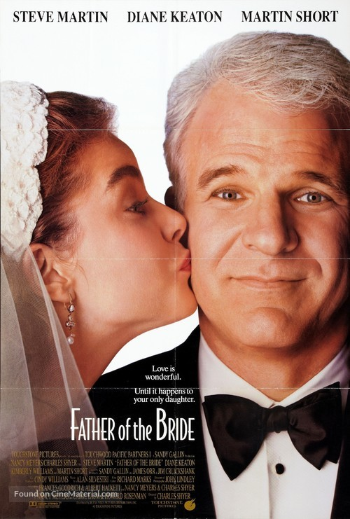 Father of the Bride - Theatrical movie poster