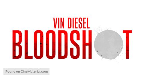 Bloodshot - Logo