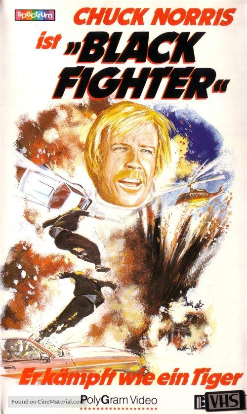 Good Guys Wear Black - German VHS movie cover