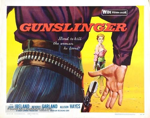 Gunslinger - Movie Poster