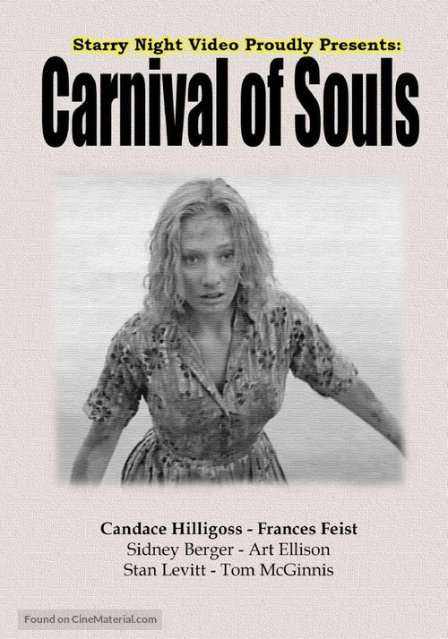 Carnival of Souls - Movie Poster