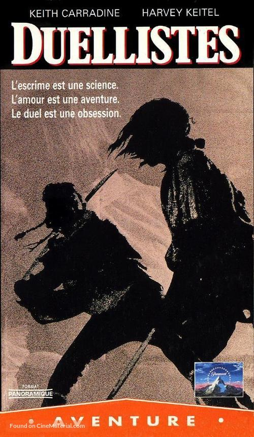 The Duellists - French Movie Cover
