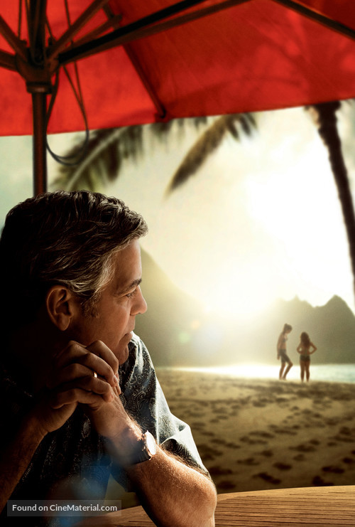 The Descendants - Key art
