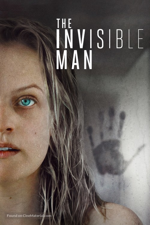 The Invisible Man - Movie Cover