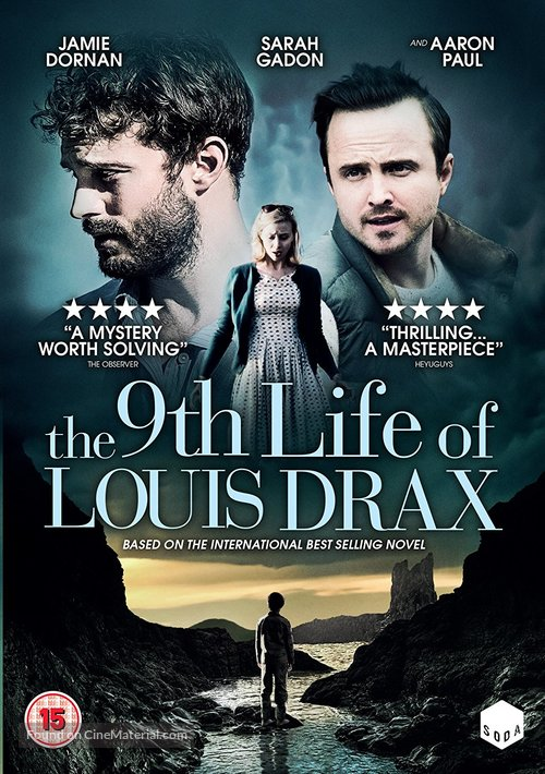 The 9th Life of Louis Drax - British Movie Cover