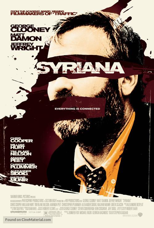 Syriana - Movie Poster