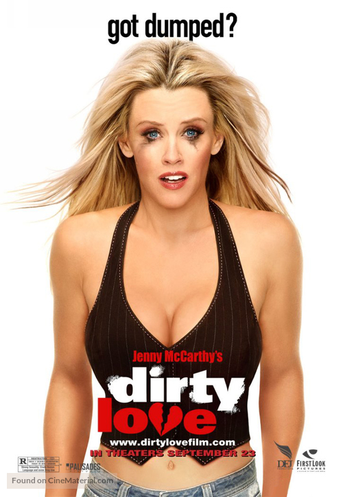Dirty Love - Movie Poster