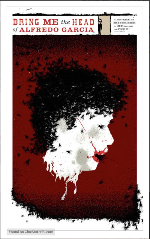 Bring Me the Head of Alfredo Garcia - Movie Poster