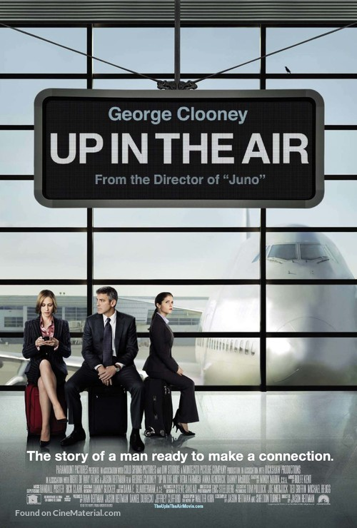 Up in the Air - Movie Poster