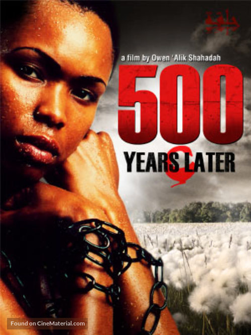 500 Years Later - poster