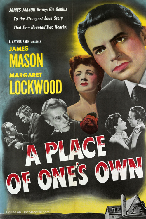 A Place of One's Own - British Movie Poster
