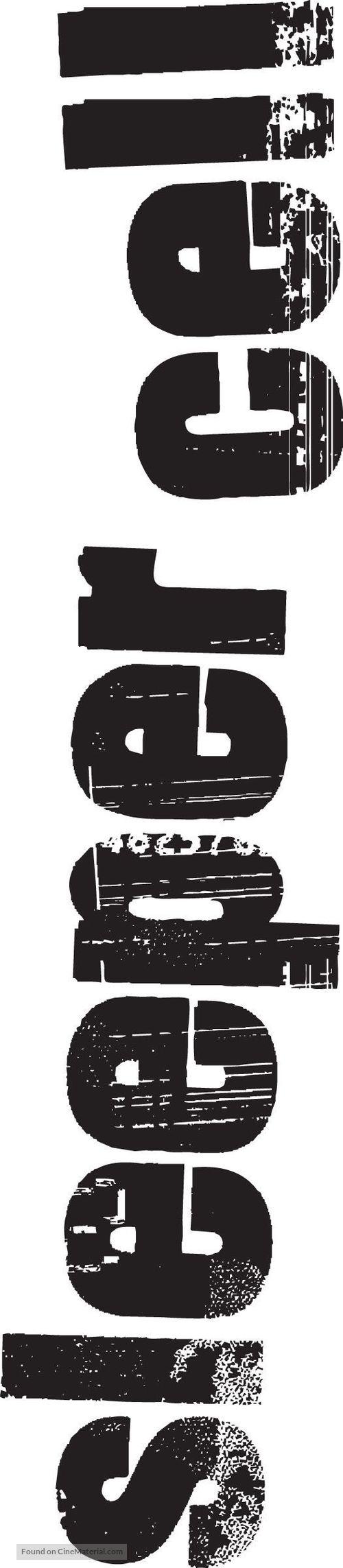 """Sleeper Cell"" - Logo"