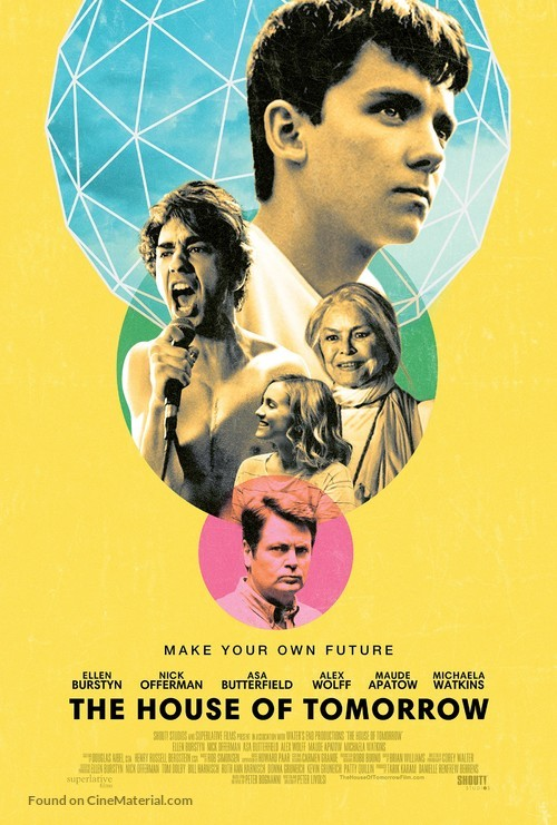 The House of Tomorrow - Movie Poster