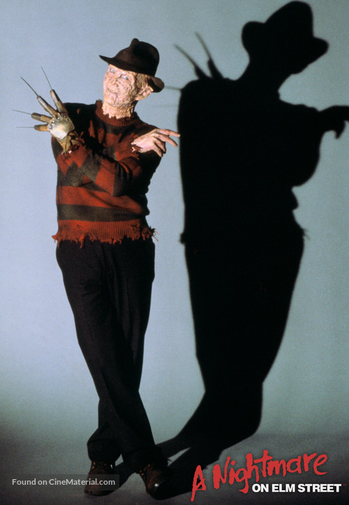 A Nightmare On Elm Street - Canadian Movie Poster